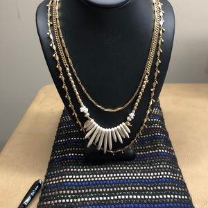 New Zuni Layering  Necklace